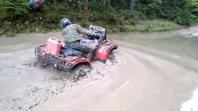 ATV motor Linhai. 750cc 4x4 (selangor)