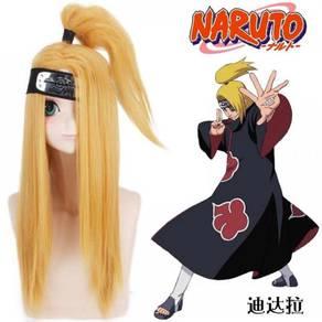 Anime Naruto shippuden Akatsuki deidera cosplay wi