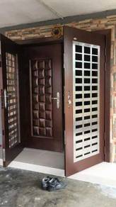 THC SECURITY DOOR 6x7 Pitu Keselamatan