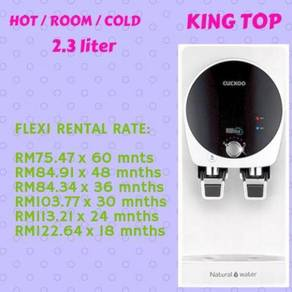 Cuckoo KING TOP - Flexi Plan TERMURAH