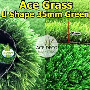 Ace U35mm Green Artificial Grass Rumput Tiruan 07
