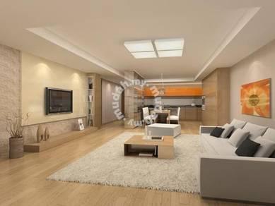 Bina Rumah Drywall Partition Plaster Ceiling 642V