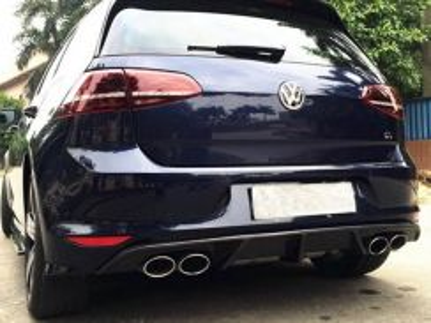 Volkswagen VW Golf MK7 R OEM Muffler Exhaust