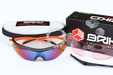 Briko Endure Diablo TRX - 2 lenses
