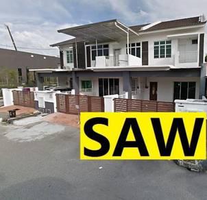 Double Storey Terrace _ Bukit Jambul FREEHOLD