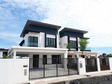 Nilai [Last 3 Units] 24x80 Semi D concept Freehold Double Storey House