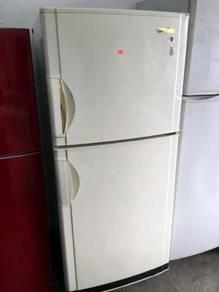Medium Fridge Peti Sejuk Ice National Refrigerator