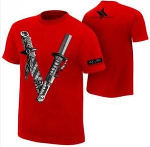 WWE Shirt Baju Gusti Shinsuke Nakamura The Vibe