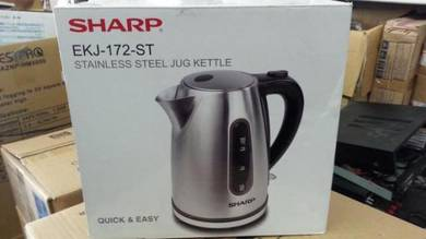 Sharp Jug Kettle