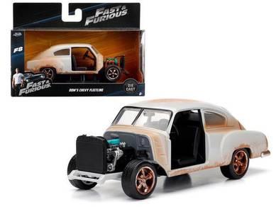 Fast & furious 8 - 1/32 Dom's chevy fleetline car