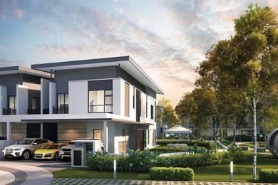 2 Tingkat Rumah 22''x75'' at Putrajaya Township (Bumi Lot)