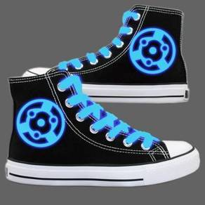 Anime shoes- Naruto glow in light