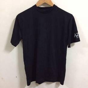 Ultra Japan Azul By Moussy Crew 2015 Black Shirt S