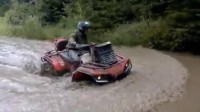 ATV motor Linhai. 750cc 4x4 2018