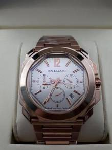 Jam watch Bvlgari