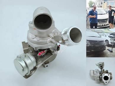 New Hyundai Starex Turbo Provide Pasang Services