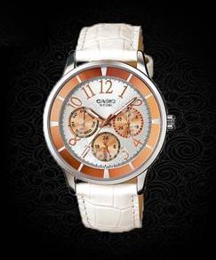 Watch - Casio Leather LTP2084-7B - ORIGINAL