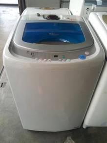 Machine 10kg Washing National Top Load Mesin Basuh