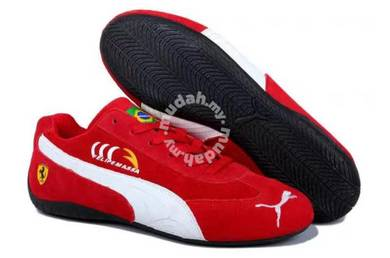 Felippe Massa Puma racing shoe