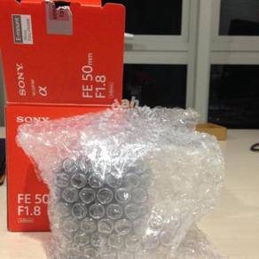 BRAND NEW+DISCOUNT Prime lense Sony E-mount F1.8