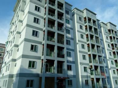 Apartment Bukit Permata, Lumut, Ground Floor, For Sale