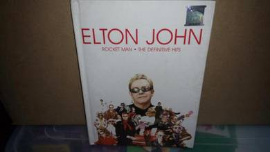 CD Elton John - The Definitive Hits CD/DVD