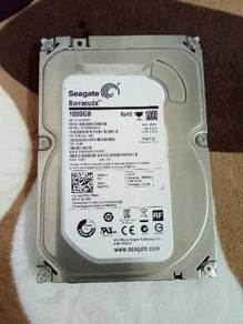 Seagate 1TB Harddisk (Free 1TB games)