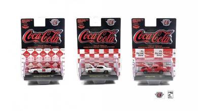 M2 Machines Coca-Cola Release 3 #52500-RC01