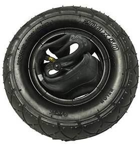 Tyre 200 x 50 Scooter Tire x2 & tube x2