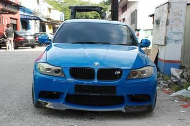 BMW E90 Facelift LCI Convert M3 Bodykit Taiwan