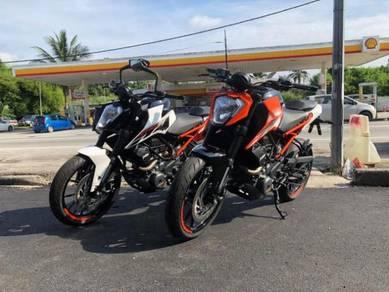 KTM 250 Duke ABS MY 17