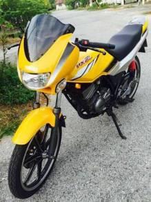 Yamaha rxz (catalyzer)
