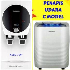 Penapis Air Cuckoo KING TOP - Flexi Plan #8