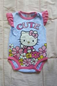 Baby Girl Cute Romper 6-9m
