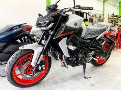 YAMAHA MT09 OFFER KAW MERDEKA free apply MT-09