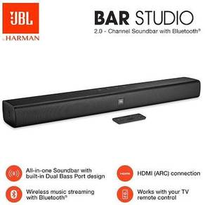 JBL Bar Studio HDMI Bluetooth Soundbar