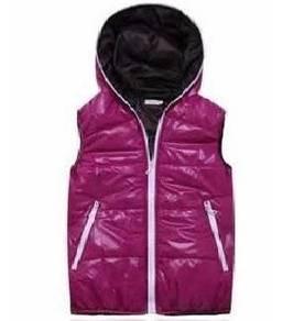 0362 Winter Hoodie Vests WaistCoat Sweater Jacket