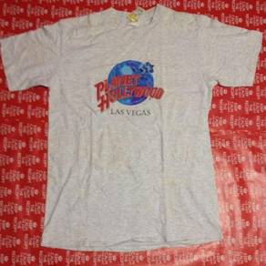 Vtg Planet Hollywood Tshirt