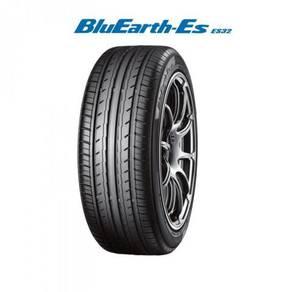 215-55-17 Yokohama BluEarth ES32 Tyre Tire Tayar