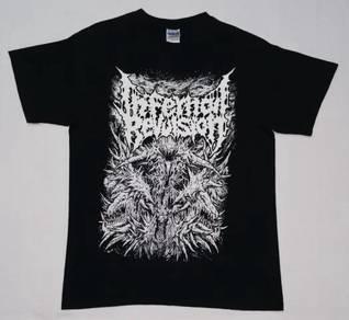 Infernal Revulsion Band Shirt (SIZE L)