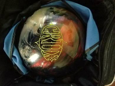 Storm pearl crux 14lb hook ball