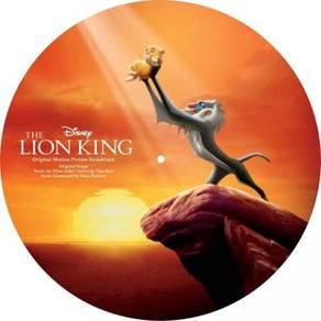 The Lion King Soundtrack 180g LP (Picture Disc)