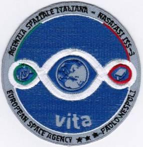 Soyuz MS-05 Vita Borei Russia Human Space Patch