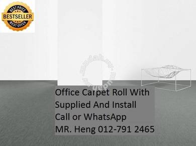 Office Carpet Roll install for your Office RS39