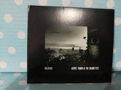 CD Azmyl Yunor & The Sigarettes - Wilayah