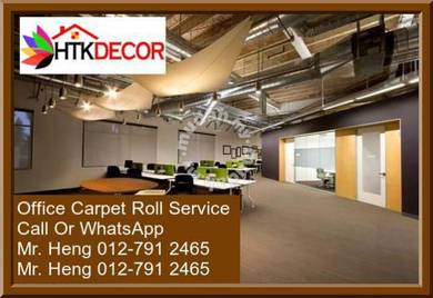 Office Carpet Roll Modern With Install 3TRT