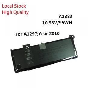 Battery A1309 A1383 A1297 MacBook pro 17