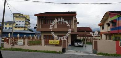 Freehold Bungalow at Maxwell Road, Ipoh, Perak
