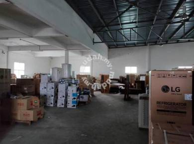 Diamond Valley 2sty Semi D Factory Corner, with cargo lift, Batu Maung