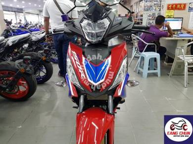 Honda RS150 rs150 V2 Low D/P & Low Monthly Promo